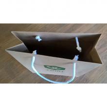 Bolsa de lujo A5 papel ecológico l 170 gr. | 108eco001