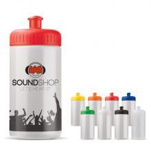 Botella deportiva | Libre de BPA | Resistente | 500 ml | 9198795