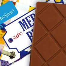 Tabletas de chocolate con leche | Diseño propio | 7053000