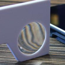 Gafas virtuales mini con cierre de clip | 92134221