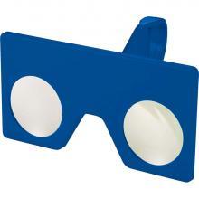 Gafas virtuales mini con cierre de clip | 92134221 Azul real