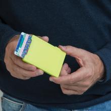 Portatarjetas ABS |  RFID anti-fraude | 8882047