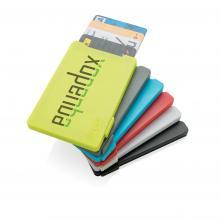 Portatarjetas ABS |  RFID anti-fraude