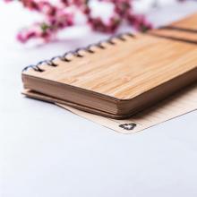 Cuaderno de anillas | Eco | De bambú | A6 | 156017