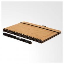 Bambook de tapa dura | A4 | 100% duradero | Con grabado | 633004