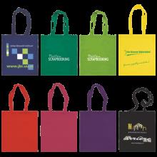 Bolsas de tela de colores | 140gr/m2 | Impresión 1-4 colores | 72201210
