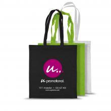 Bolsas de tela de colores | 140gr/m2 | Impresión 1-4 colores