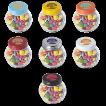 Tarro de caramelos pequeño | Grageas de chocolate con leche