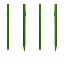 Bolígrafo Bic Round Stic | 771010 Verde