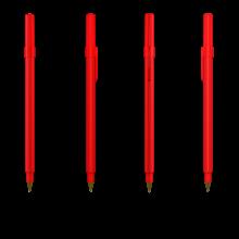 Bolígrafo Bic Round Stic | 771010 Rojo