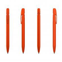 Bolígrafos Bic | Media Clic l Diferentes colores | 771025 Naranja