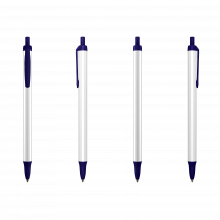 Bolígrafo Bic Clic Stic Digital | 771882 Azul oscuro