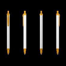 Bolígrafo Bic Clic Stic Digital | 771882 Naranja