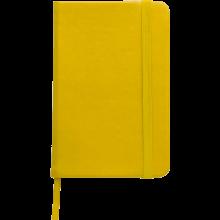 Cuadernos de tacto suave (A6)   100 páginas alineadas   8032889 Amarillo
