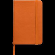 Cuadernos de tacto suave (A6)   100 páginas alineadas   8032889 Naranja