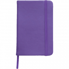 Cuadernos de tacto suave (A6)   100 páginas alineadas   8032889 Morado