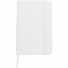 Cuadernos de tacto suave (A6)   100 páginas alineadas   8032889 Blanco
