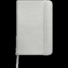Cuadernos de tacto suave (A6)   100 páginas alineadas   8032889 Plateado