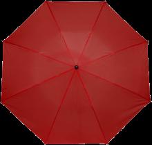 Paraguas de colores | Manual | Ø 90 cm | 8034092S Rojo