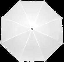 Paraguas de colores | Manual | Ø 90 cm | 8034092S Blanco
