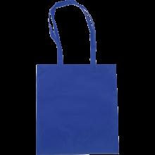 Bolsas de compras | Asas largas | Material no Tejido | max145 Azul