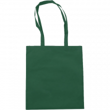 Bolsas de compras | Asas largas | Material no Tejido | max145 Verde