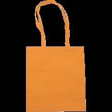 Bolsas de compras | Asas largas | Material no Tejido | max145 Naranja