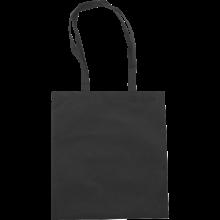 Bolsas de compras | Asas largas | Material no Tejido | max145 Negro
