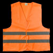 Chalecos ligeros de seguridad   M, XL y XXL   8036541 Naranja