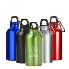 Botella de aluminio | Entrega rápida | 400 ml