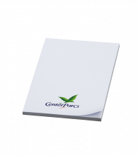 Folios membretados | Tamaño A6 | 25 - 50 hojas | Rápido | 127A6S