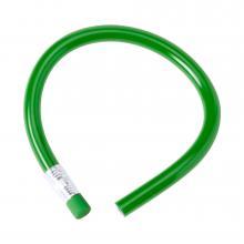 Lápiz | Flexible | Con goma de borrar | 83781271 Verde