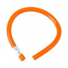Lápiz | Flexible | Con goma de borrar | 83781271 Naranja