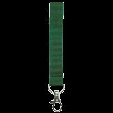 Lanyards acolchados | Poliéster | 15 mm | 87315mm1 Verde