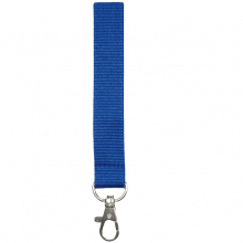 Lanyards | 20 mm | Colores | 87320mm1 Azul