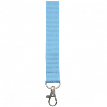 Lanyards | 20 mm | Colores | 87320mm1 Azul claro