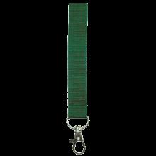 Lanyards | 25 mm | Poliéster | 87325mm1 Verde