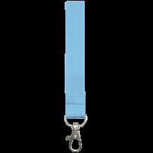 Lanyards | 25 mm | Poliéster | 87325mm1 Azul claro