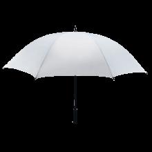 Paraguas para tormentas | Cierre con velcro | Ø 130 cm | 8755187 Blanco