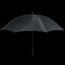Paraguas para tormentas | Cierre con velcro | Ø 130 cm | 8755187 Negro