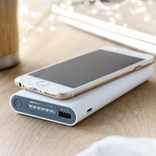 Bateria externa | 8,000 mAh | Inalámbrico | USB-C | 8759238