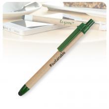 Bolígrafos de cartón | ECO | Puntero táctil | 8798089
