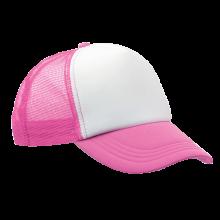 Gorras de camionero | A todo color | Ajustables | 8798594FC Rosa