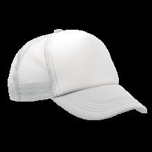 Gorras de camionero | A todo color | Ajustables | 8798594FC Blanco