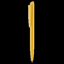 Bolígrafo Dart Basic l Tinta negra o azul   902600 Amarillo PMS 7408