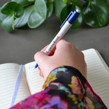 Bolígrafo Inclán | Impresión 1-  4 colores | 9180900
