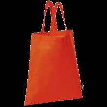 Bolsa sin tejer con asas cortas   9191378 Rojo