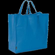 Bolsa de compras grande l 45 x 45 x 18 cm | 9191387 Azul