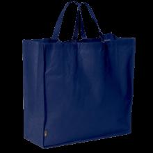 Bolsa de compras grande l 45 x 45 x 18 cm | 9191387 Azul oscuro