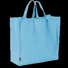 Bolsa de compras grande l 45 x 45 x 18 cm | 9191387 Azul claro